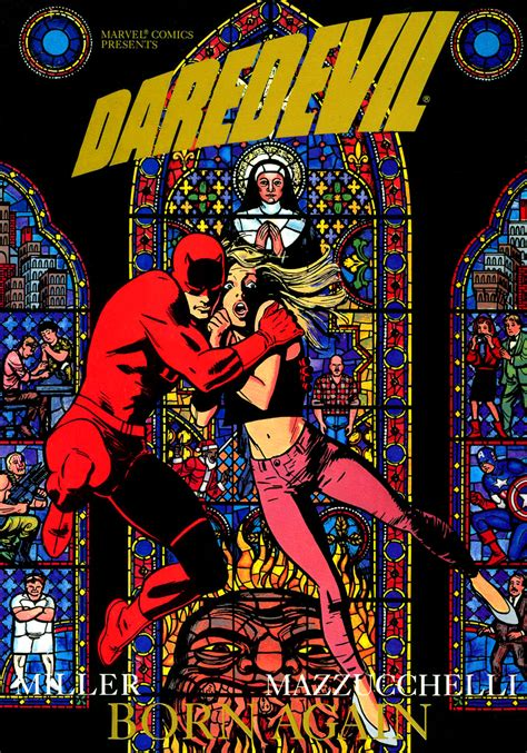 daredevil by frank miller going in blind a new reader s guide to daredevil ed208