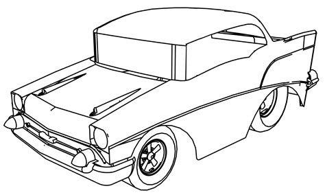 coloring pictures of cartoon cars woody woodpecker in a car coloring page coloring pages
