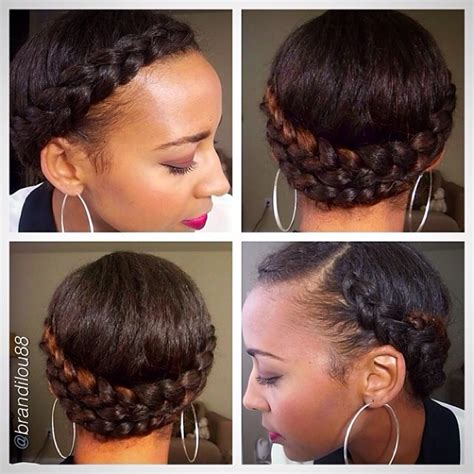 protective styles for the summer the milkmaid protective styles summer and natural