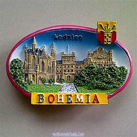 Gantungan Kunci Souvenir Mancanegara Republik Ceko jual souvenir tempelan kulkas bohemia ceko