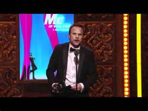 norbert leo butz tony speech tony awards 2011 acceptance speech norbert leo butz