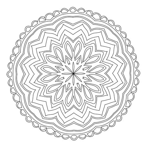 mandala coloring pages pinterest mandala coloring page 73
