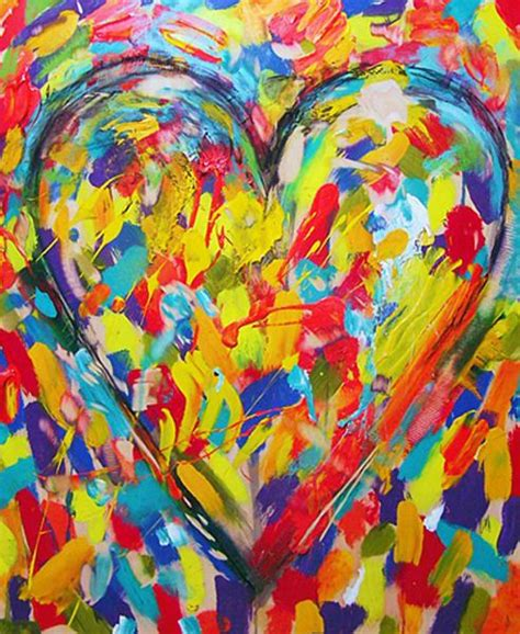 valentines painting color theory color as emotion