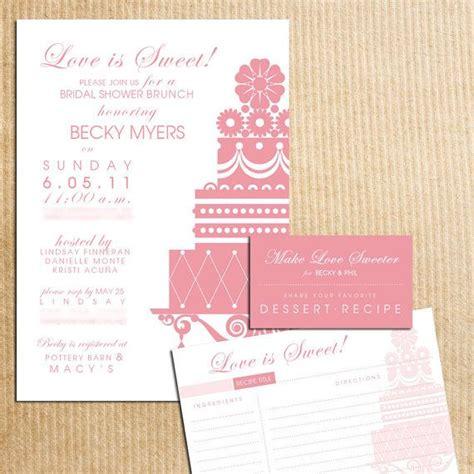 recipe ideas for bridal shower 57 best ideas about bridal shower wedding ideas for in on is sweet