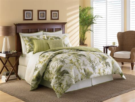 palm tree bedroom furniture toile comforter sets bed furniture decoration