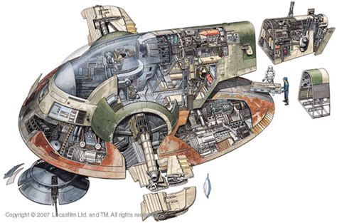 at at cross section does the slave 1 look too big x wing ffg community
