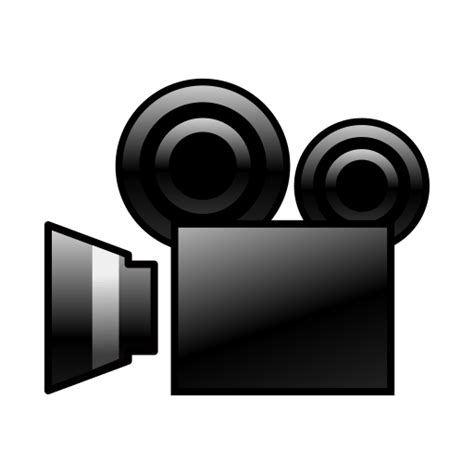 emoji film camera 8 movie camera emoji for facebook email sms id 12785