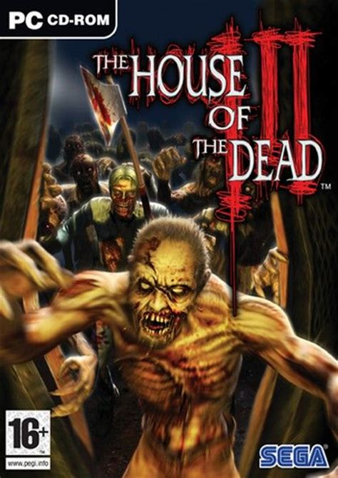 house of the dead 3 house of the dead 3 дом мертвых 3 скачать игру