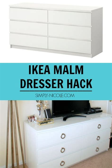 Malm Dresser Hacks by 306 Best Images About Hacks Diy Home On