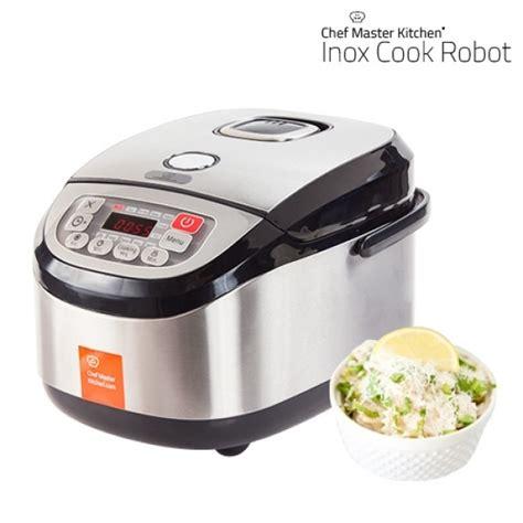 cook robot da cucina robot da cucina inox cook robot chef master kitchen