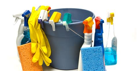 cleaning products spring clean your mind the therapy team blog
