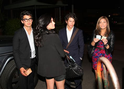 did demi lovato and joe jonas dated in real life nick jonas and joe jonas photos photos joe jonas and