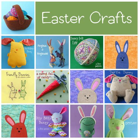 free easter crafts for easter crafts you can make sewing quilting and