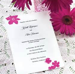 simple wedding invitation card design sang maestro
