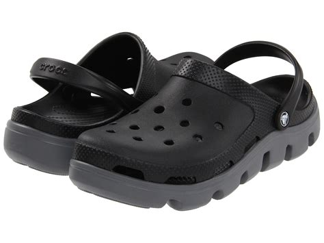 crocs 4 5 toddler crocs duet sport clog shoes shipped free at zappos