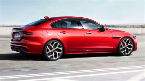 new jaguar xe 2020 the 2020 jaguar xe gets facelifted inside and out for