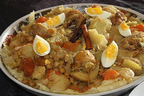 recettes de cuisine alg駻ienne rougag chakhchoukha recette