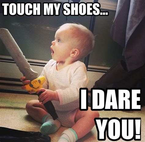 Baby Business Meme - photo of the day she means business stylish life for moms