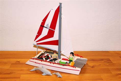 catamaran playmobil playmobil 5130 katamaran