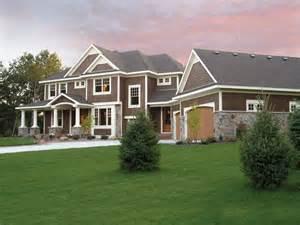norman creek craftsman home plan 091d 0449 house plans craftsman style house plans 4171 square foot home 2