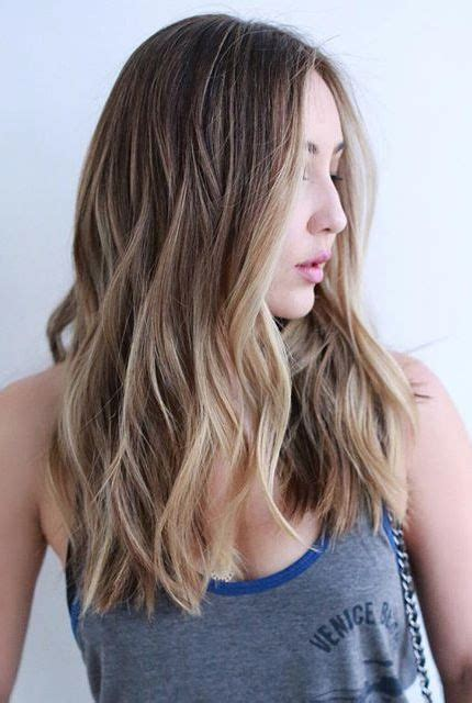 a line with subtle balyage highlights hair balyage the 25 best ideas about subtle balayage on pinterest