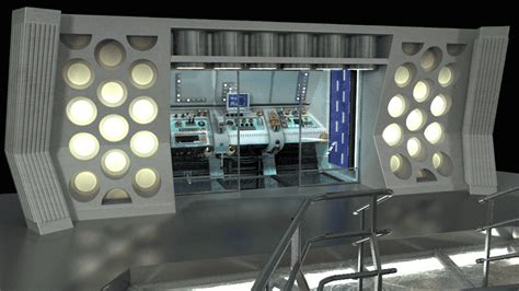 tardis 2015 interior custom rob s 3d doctor who site