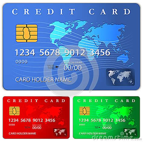 debit card template to understand credit or debit card design template royalty free stock