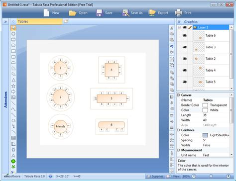 banquet table layout software elm software tabula rasa couple edition seating chart