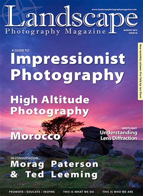 Issue 18 Aug 2012 Landscape Photography Magazine