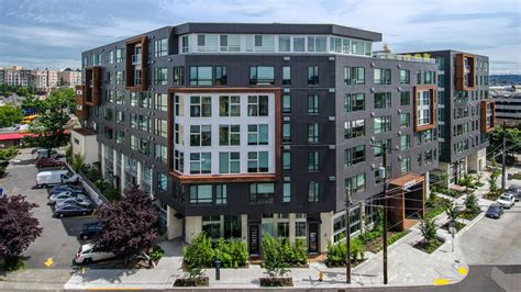 Seattle Appartment by Odin Apartments In Ballard Seattle 5398 Ave Nw