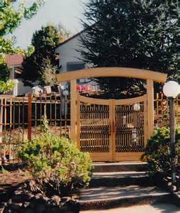 japanese gates entrance gates garden gates