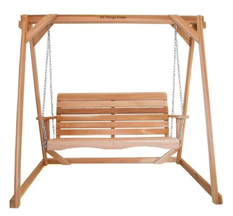 porch swing stand alone stand alone porch swing whereibuyit com