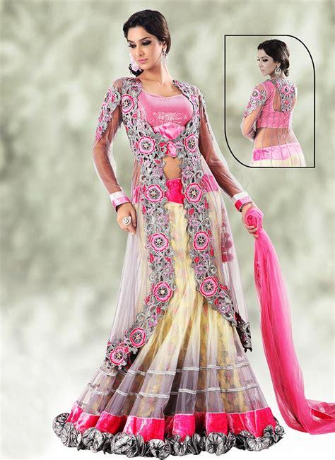 latest bridal lehenga ideas 9 lehenga pk long choli for brides bridal long choli lehenga