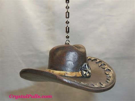 ceiling fan pull chain ornaments western decor cowboy cowgirl ceiling fan light chain pull