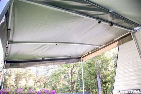 rollout awnings for home roll out awning porch for sale australia wide annexes