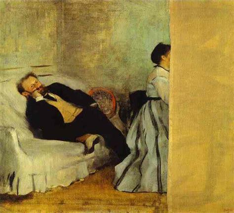 manet his life and portrait de m et mme manet edgar degas