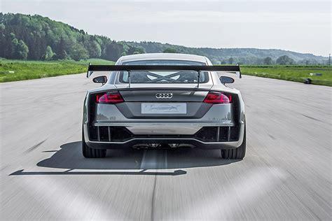 Turbolader Audi Tt by Audi Tt Clubsport Turbo Mitfahrt Und Sitzprobe Bilder