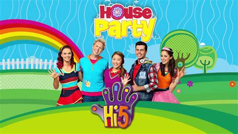 house party 5 hi 5 house party interview youtube