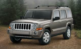 2008 Jeep Commander Car And Driver