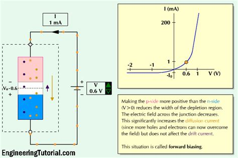 pn junction diode basics image gallery diode bias