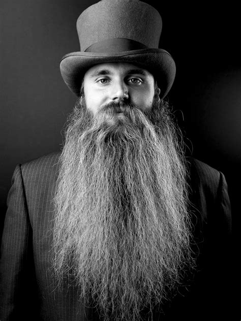 A Book of Beards by Justin James Muir