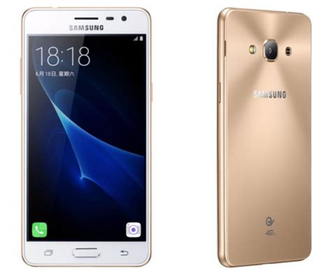 Samsung J3 Pro Replika Samsung Announces The Galaxy J3 Pro An All Metal Entry