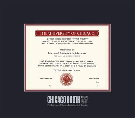 Depaul Mba Class Size by Custom Diploma Frames Certificate Frames Framing