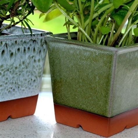 herb pots for windowsill windowsill herb pot apple green weston mill pottery uk