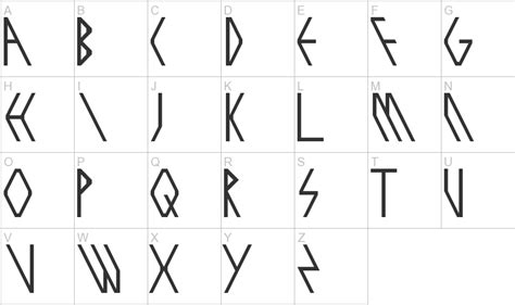 exo font image gallery exo font