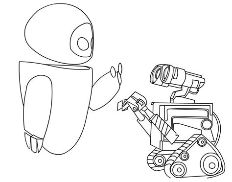 wall e coloring pages wall e coloring pages to print coloring home