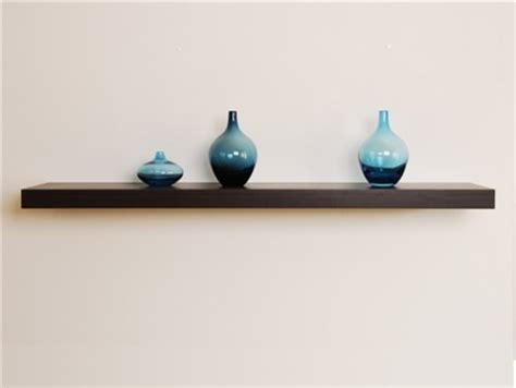 Floating Display Shelf by Floating Shelf Wall Display Shelf Modern Display Wall Shelves Los Angeles By Justin Hou
