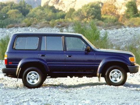 blue book value used cars 2000 toyota land cruiser lane departure warning 1997 toyota land cruiser pricing ratings reviews kelley blue book