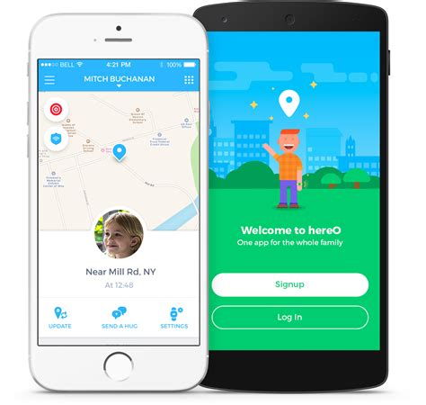 Location App Hereo The Gps Designed For