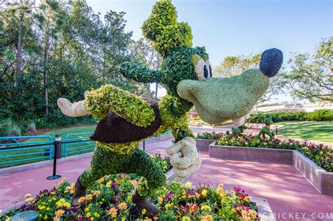 Photos 2017 Epcot Flower And Garden Festival Topiaries Flower And Garden Festival